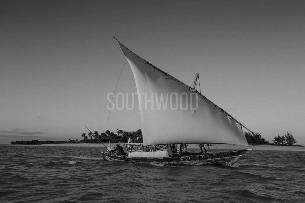 Fanjove Dhow - © Dave Southwood